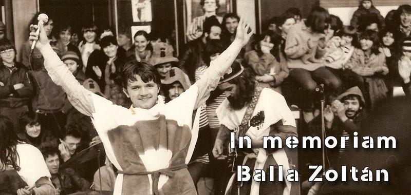 In memoriam Balla Zoltán
